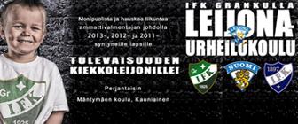 GrIFK LEIJONA-Urheilukoulu